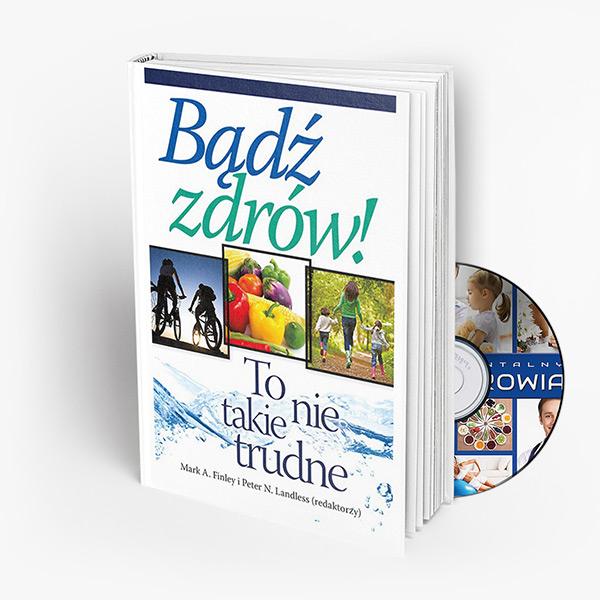 """Książka """"Bądź Zdrów"""""""