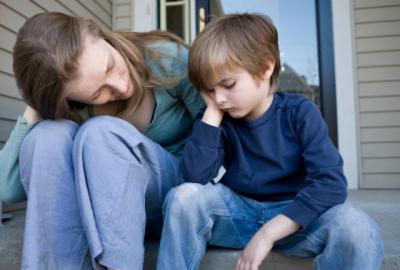Łagodzenie dziecięcych lęków