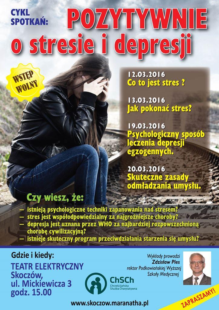 Pozytywnie ostresie idepresji