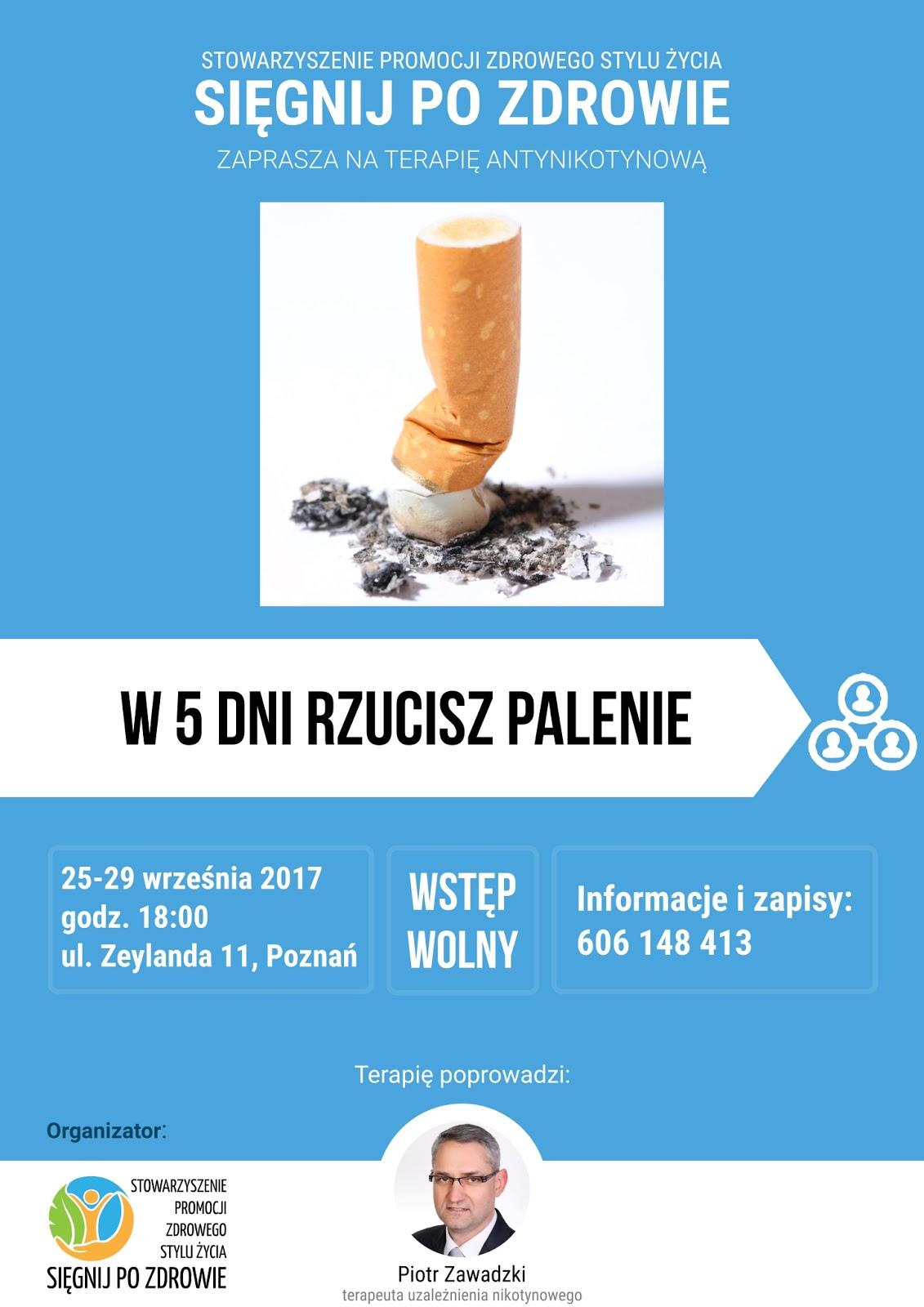 Terapia dla palaczy