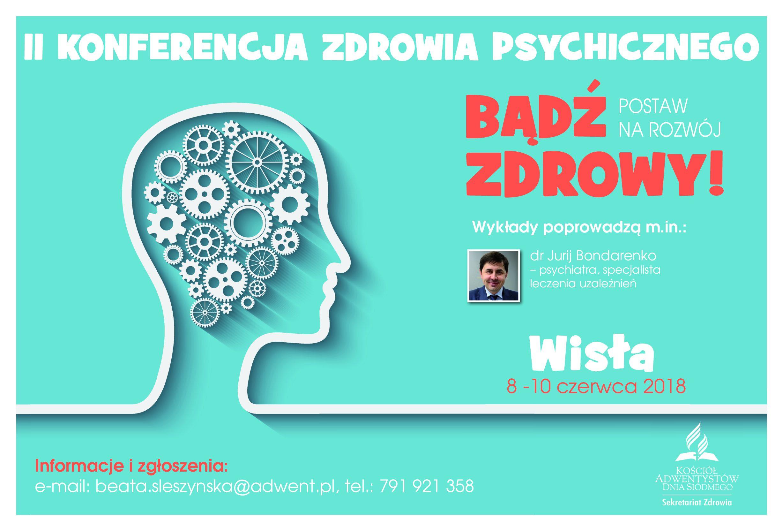 II Konferencja Zdrowia Psychicznego